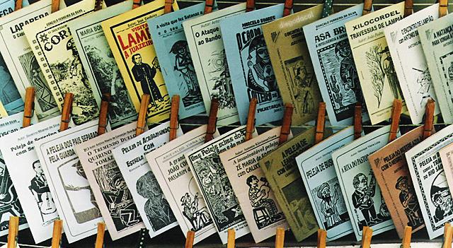 Literatura de Cordel: um símbolo da cultura nordestina