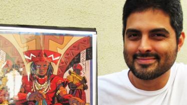 Inspire-se com a história de Hugo Canuto, um mestre dos quadrinhos!