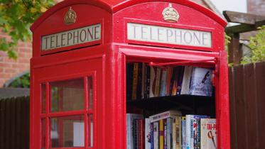 Leitura em qualquer lugar! Conheça 4 bibliotecas inusitadas ao redor do mundo.