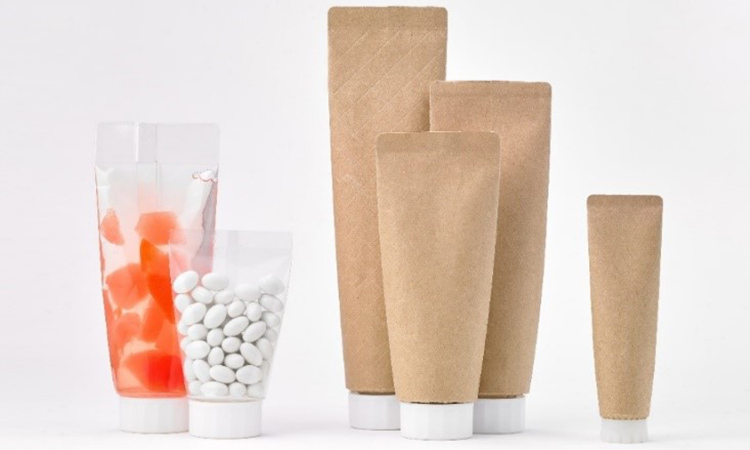 Empresa cria tubo de papel para embalagens farmacêuticas