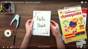 Aprenda a fazer bolinhas de natal com papel Chamex