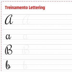 Fique craque em lettering com nosso treinamento para essa técnica