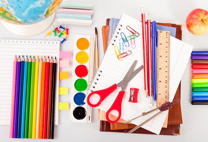 Quatro formas de personalizar seu material escolar