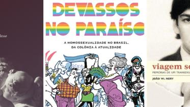 Dia do Orgulho LGBTI+: conheça 3 livros importantes sobre o tema