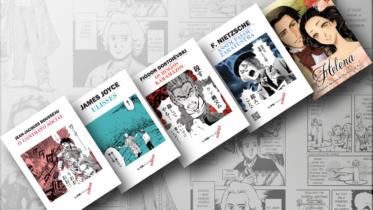 5 clássicos da literatura em mangá