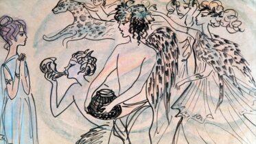 Nadya Rucheva: a artista que partiu aos 17 anos deixando milhares de ilustrações