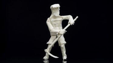 """Inacreditável! Artista cria origamis """"impossíveis"""" com única folha de papel"""